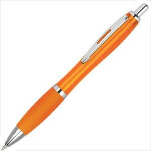 Branded Curvy Ballpens for workplace