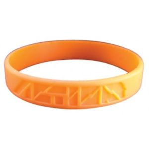 Promotional gift wristbands for freshers