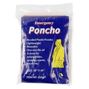 Promotional Ponchos for Event Merchandise
