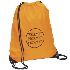 Promotional Drawstring Rucksack for schools