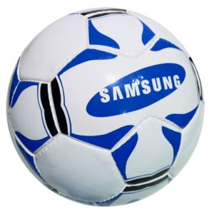 Promotional Footballs in White