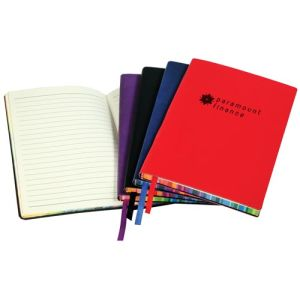 Corporate printed notebooks for offices