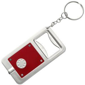 Branded bottle opener for giveaways