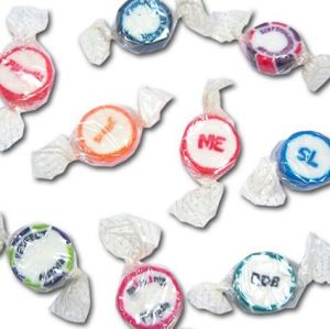 Company Branded Sweets for events