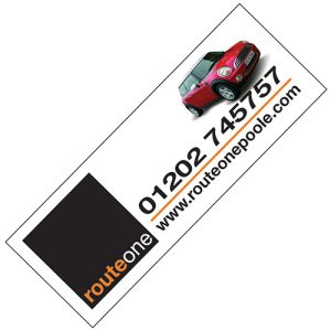 Promotional Self Cling Window Stickers for merchandise ideas