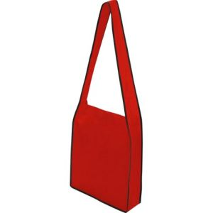 Corporate branded bags for merchandise