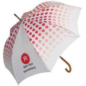 Branded umbrellas for business gifts