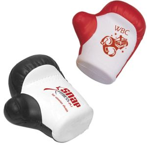Personalised Boxing Glove Stress Balls for Company Handouts