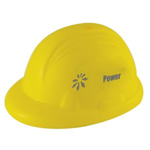 Promotional Stress Hard Hat for construction merchandise