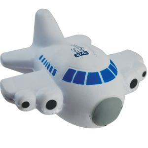 Promotional Stress Jet Plane for Holiday Companies