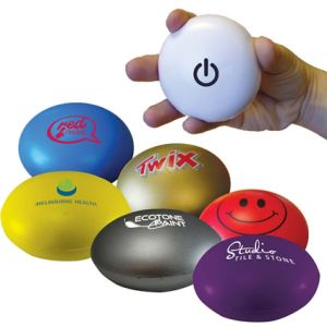 Custom Branded Stress Balls for Events and Exhibitions