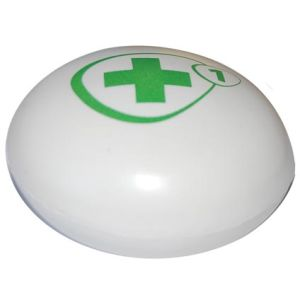 Branded Stress Ball Oval for Marketing Handouts