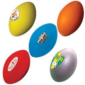 Branded stress balls for desktop advertising colours