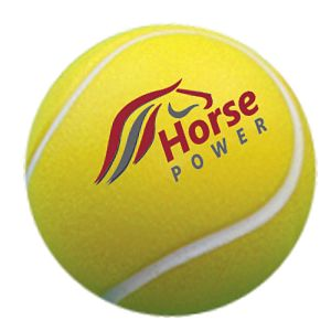 Branded Stress Tennis Balls are Ideal as Event Giveaways