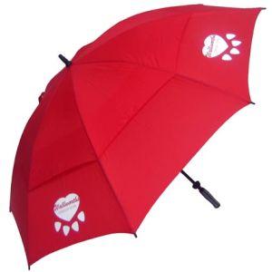 Supervent Sport Umbrella in Red