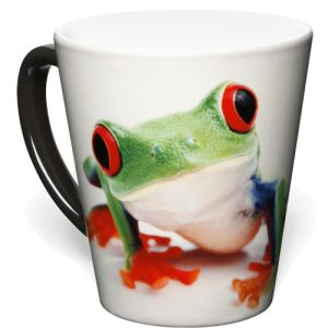 Latte WOW Colour Changing Mug