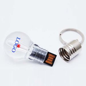 USB Light Bulb Flashdrive