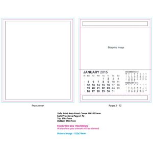 Value Desk Calendars