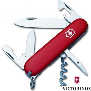 Victorinox Spartan Pocket Knife in Red