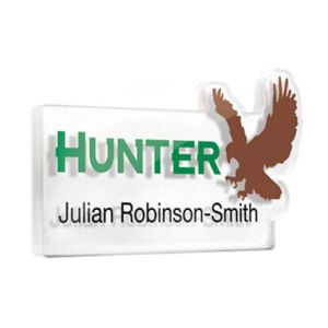 Branded Name Badge for Offices