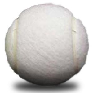 Tennis Balls in White
