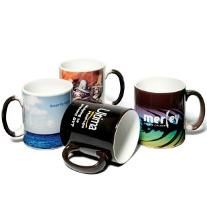 Wow Colour Changing Mug