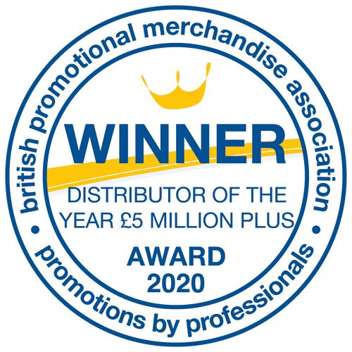 Distributor of the year 2020 winner