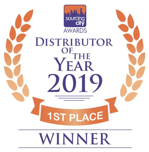 Distributor of the year 2019 winner