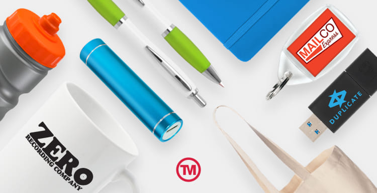 Promotional Products from Total Merchandise
