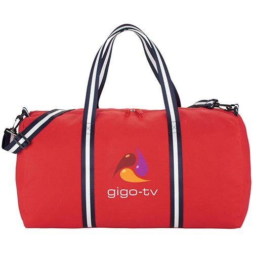 Branded travel bags