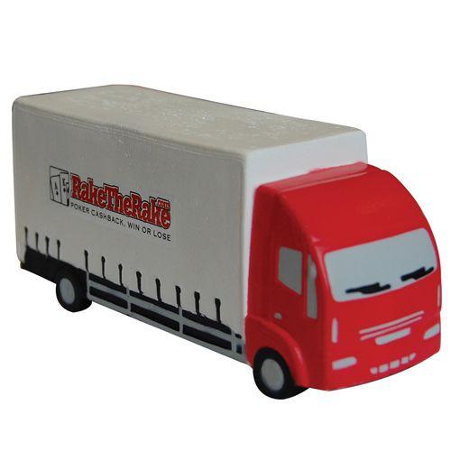 Branded trade & transport stress toys