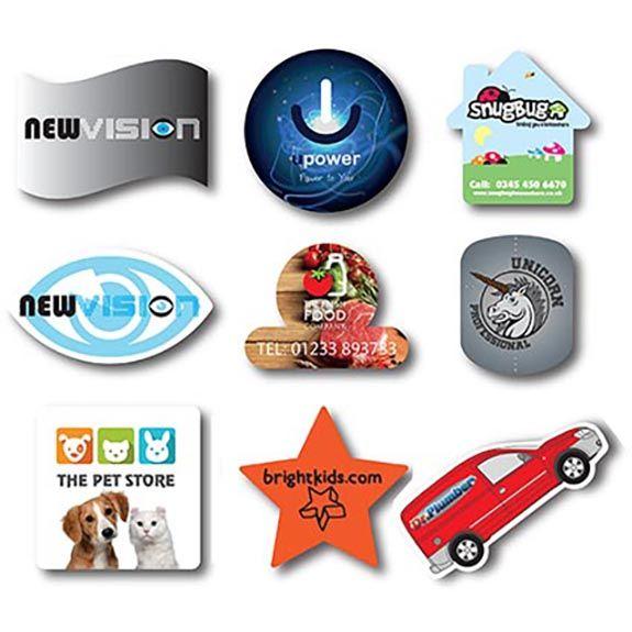 Promotional fridge magnets