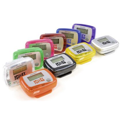 Promotional pedometers & digital counters