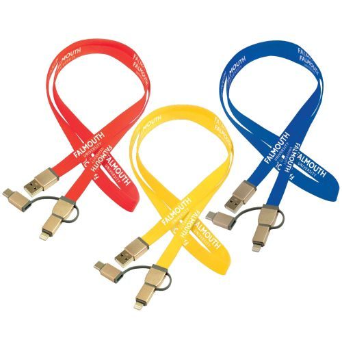 Branded charging cables & leads