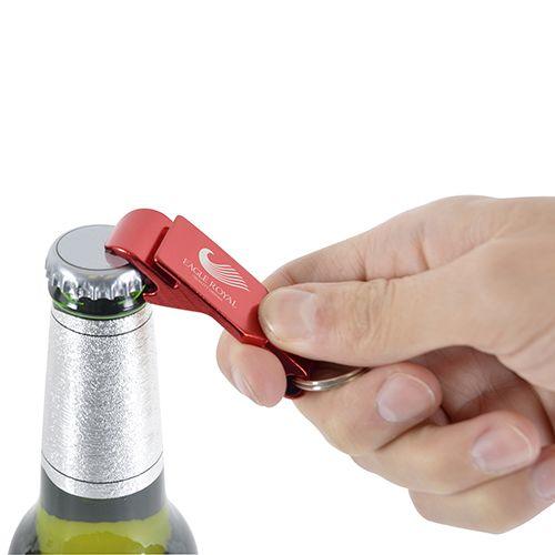 Branded bottle openers