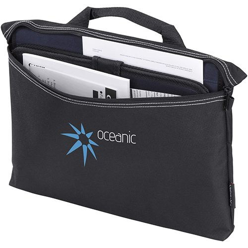 Branded document bags