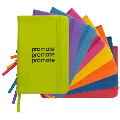 Branded notebooks, notepads & stickers