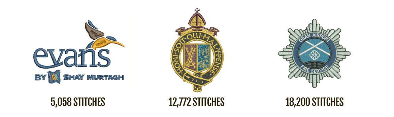 Promotional merchandise logo guidelines