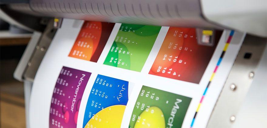 Digital transfer printing process