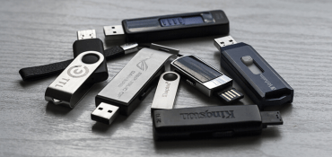 Our Best Selling Promotional Items: Branded USB Memory Sticks