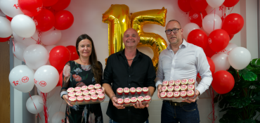 Total Merchandise Celebrates 15 Years In The Industry