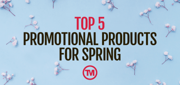 Top 5 Promotional Products for Spring