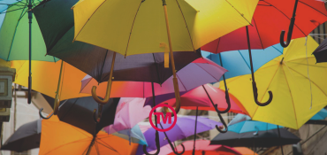 A Great Promotional Product For Autumn Campaigns: Branded Umbrellas