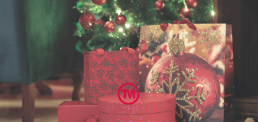 Promotional Bags for The Big Christmas Shop and Post-Christmas Sales