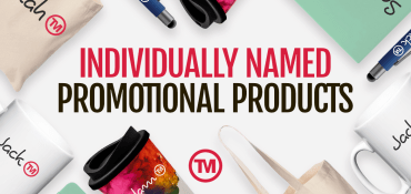 Must-See Promotional Products From Our Individually Named Range