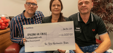 Total Merchandise Celebrates Donating Products Worth £12k