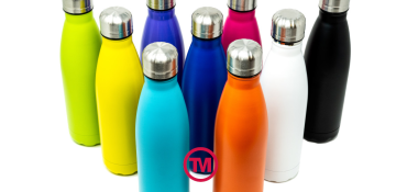 5 Excellent Reasons You Should Choose Branded Metal Bottles