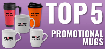 People's Choice Top 5 Promotional Printed Mugs