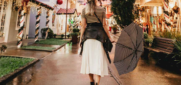 Singin' In The Rain: The Best Branded Umbrellas For Your Business