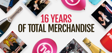 Happy Birthday To Us! Total Merchandise Celebrates 16 Years
